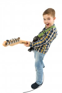 Kids guitar lessons in Mesa